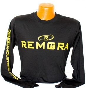 REMORA CREW NECK SWEATSHIRT (Black)