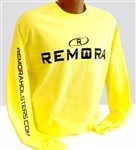 REMORA LONG SLEEVE T-SHIRT (Yellow)