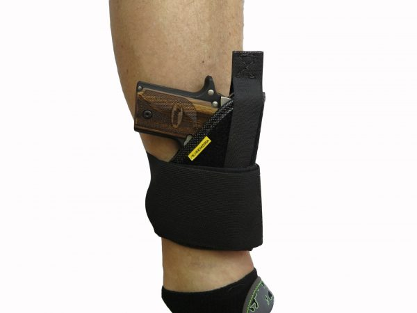 Leg Holster 3 In 1 Pocket Iwb And Ankle Carry