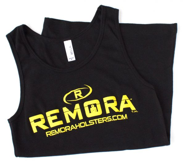 remora ladies fitted tank