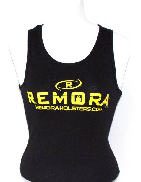 remora ladies fitted tank top