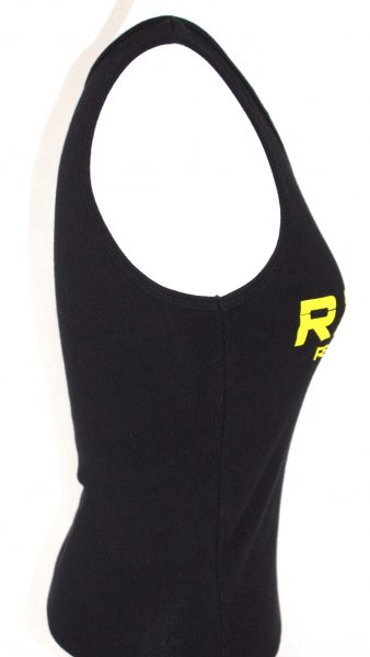 remora fitted ladies tank top