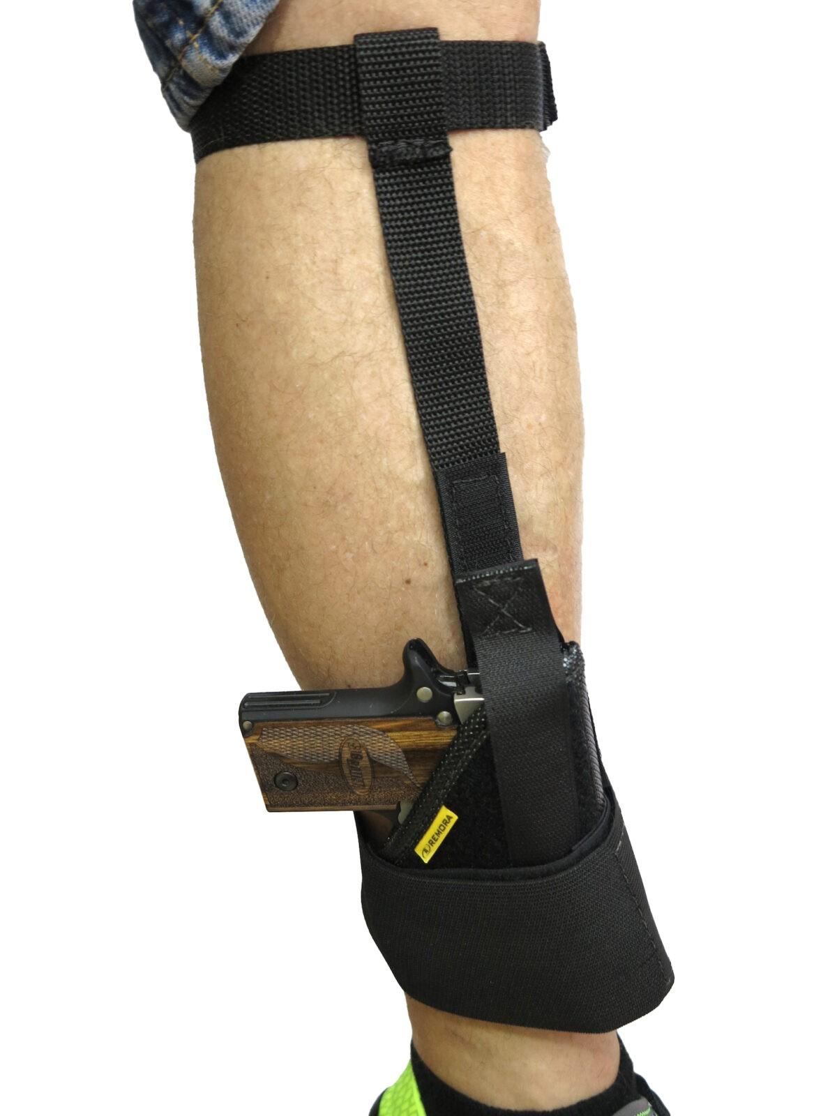 holster calf strap