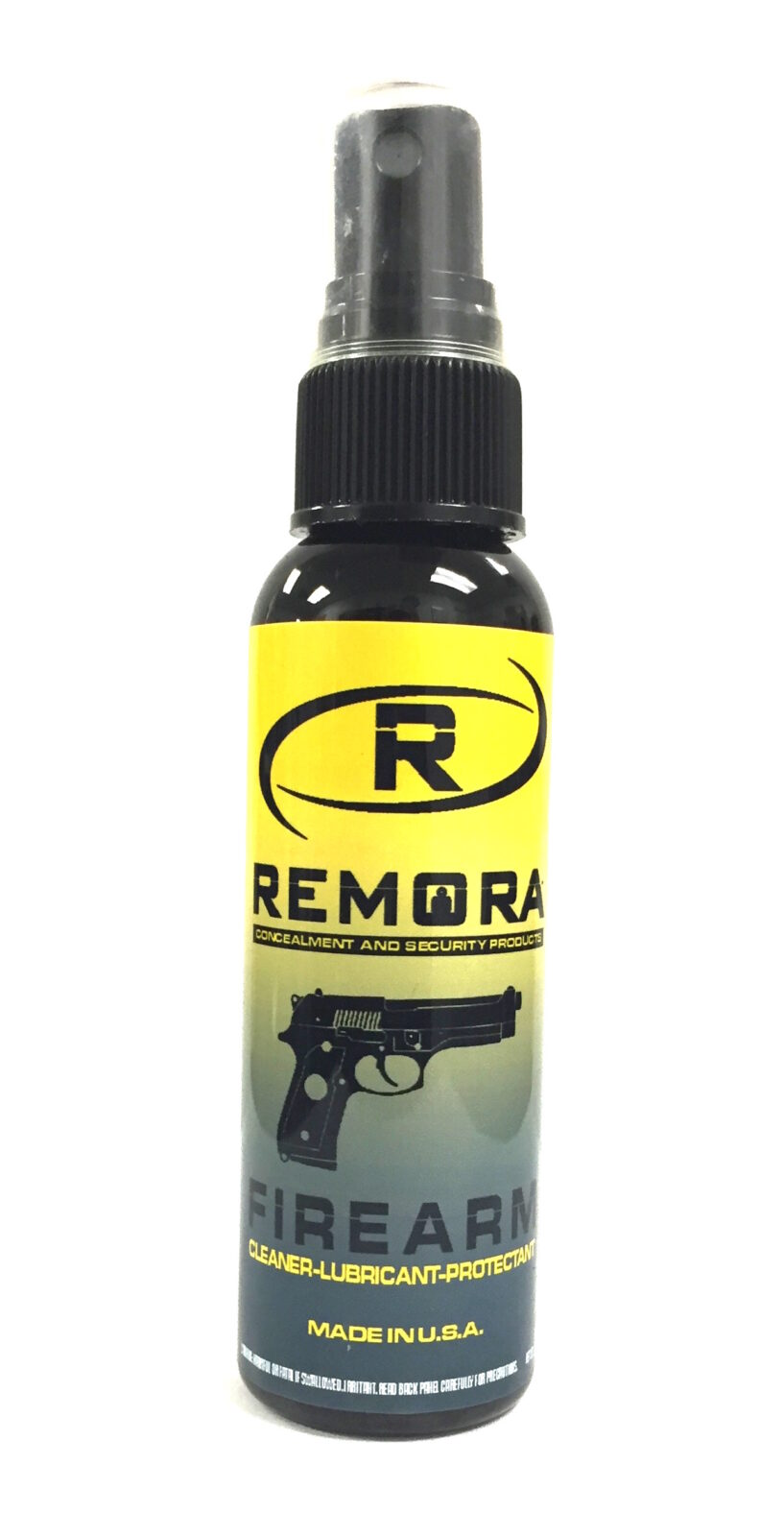 firearm spray oil