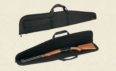 non scope rifle case