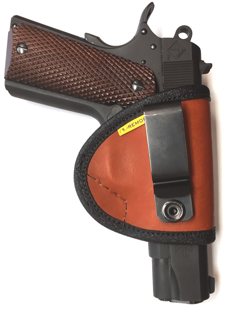 micro leather holster