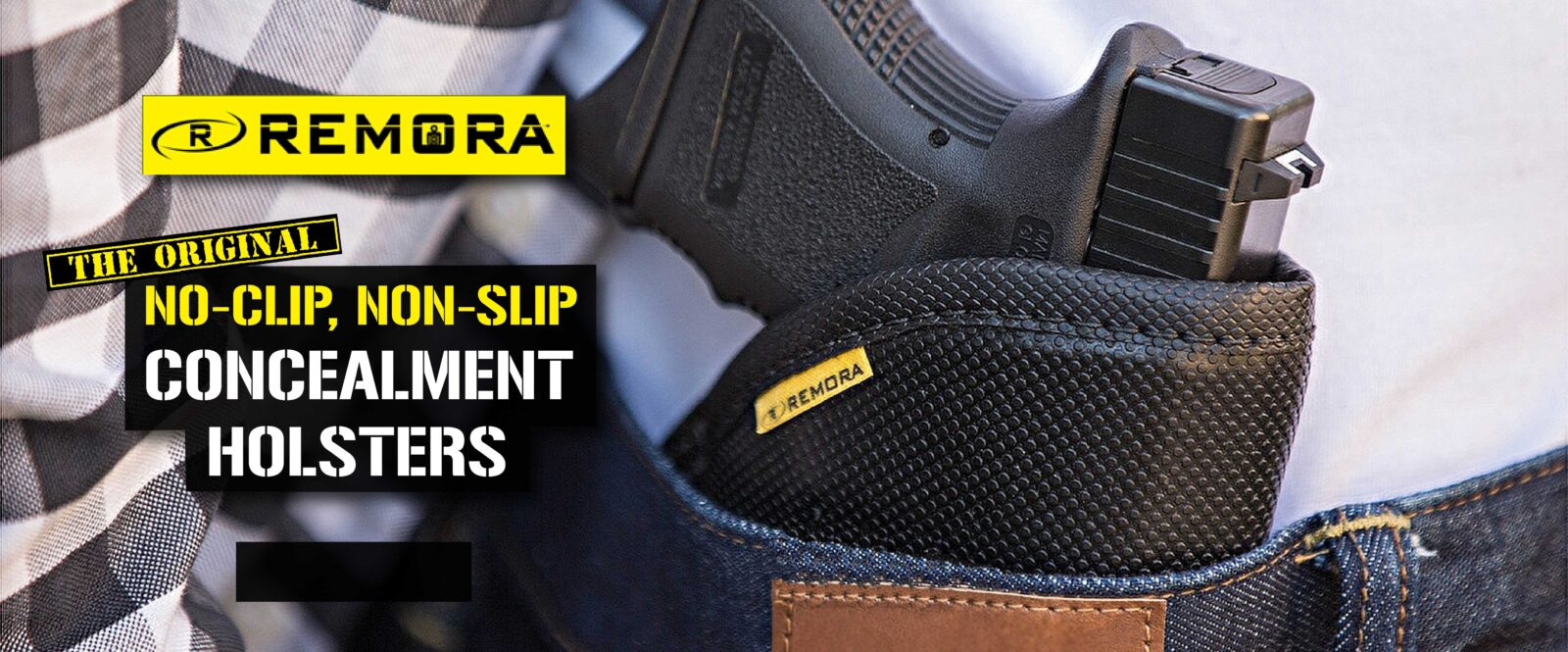 REMORA Concealed Carry Holsters   Concealment Holsters