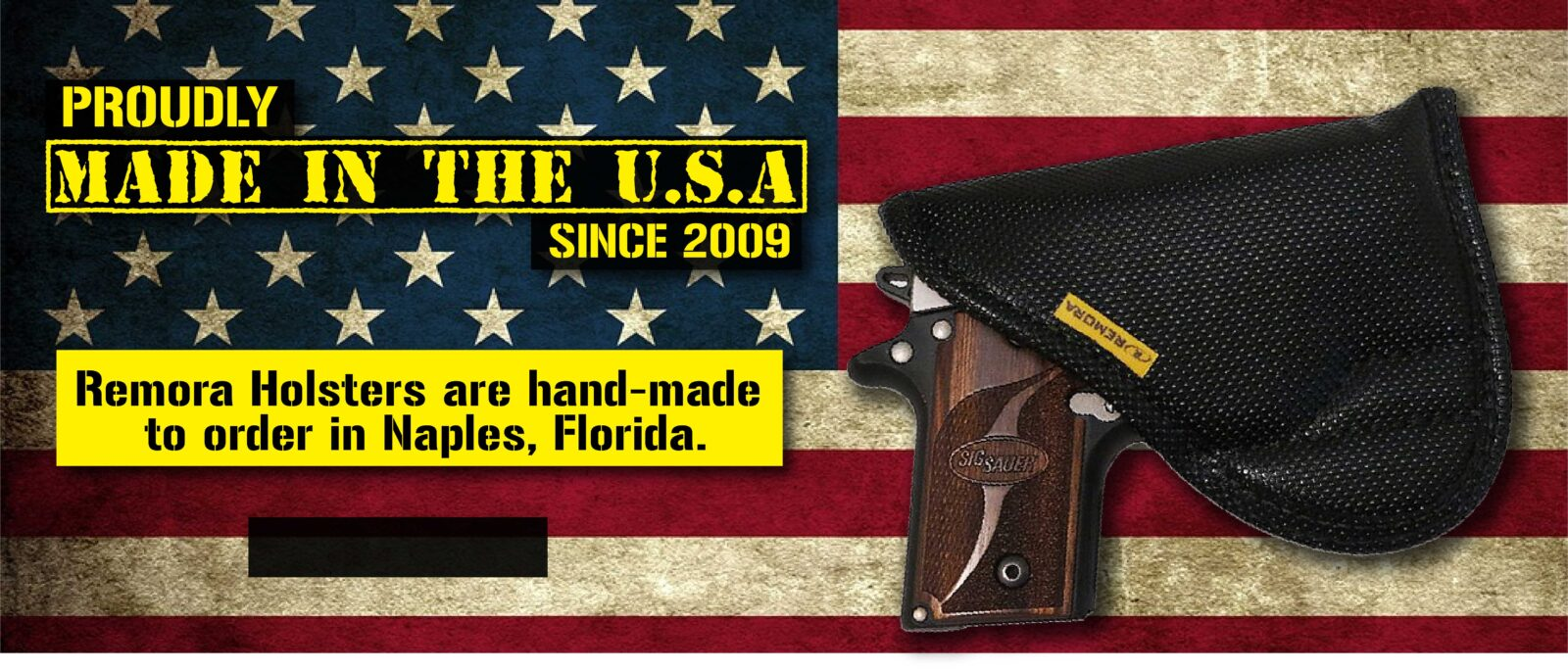 REMORA Concealed Carry Holsters | Concealment Holsters